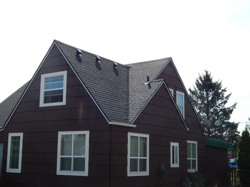 Roofing Replacement Pacific Avenue Aberdeen